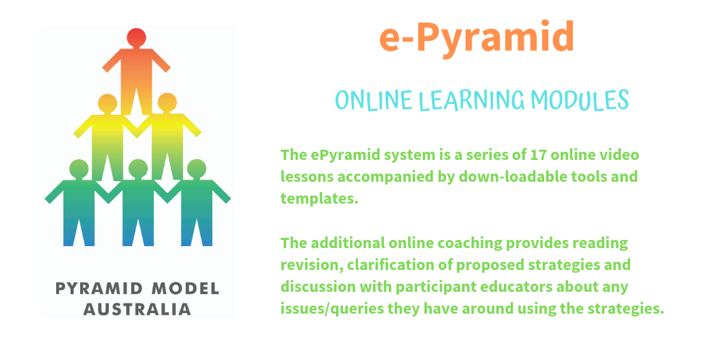 E Pyramid Online Learning Modules
